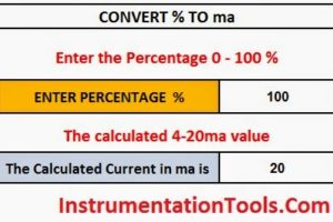 Convert-Percentage-to-current