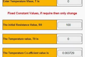 RTD-Calculator_Calculate-resistance-from-temperature