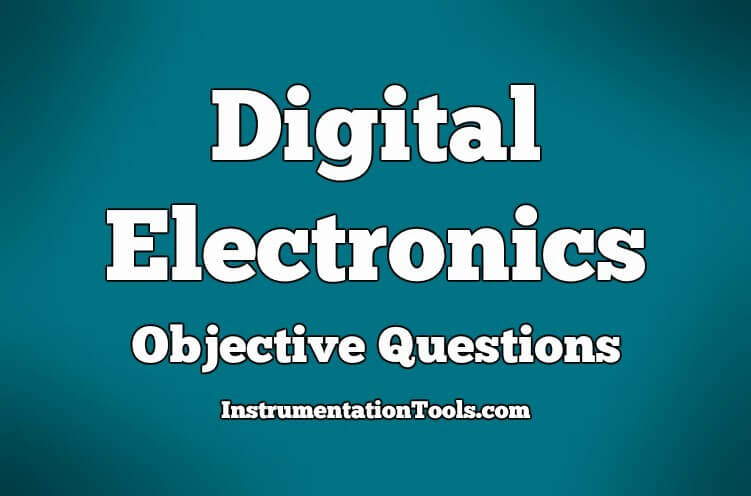 Digital Electronics MCQ