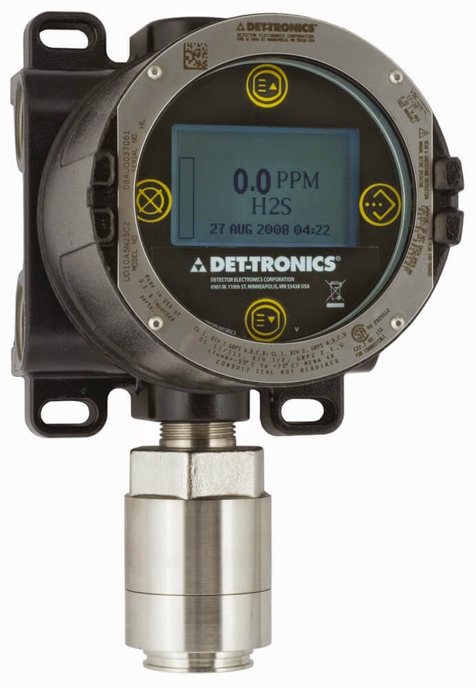 Gas-detection-system