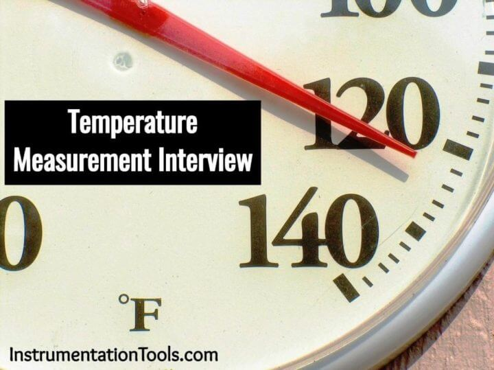 Temperature Measurement Interview