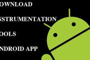 Instrumentation-Tools-Android-App