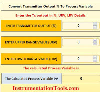 Convert-Transmitter-Output-in-Percentage-to-Process-Variable
