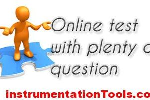 instrumentation onlinetest