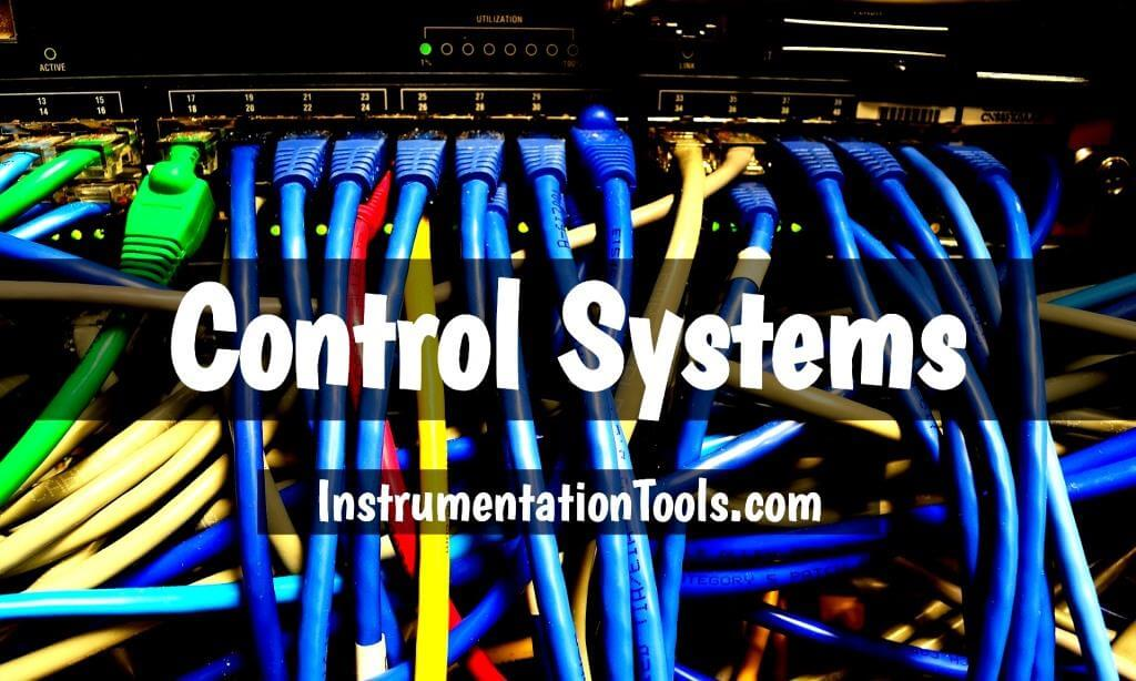 Control Systems Interview Questions & Answers