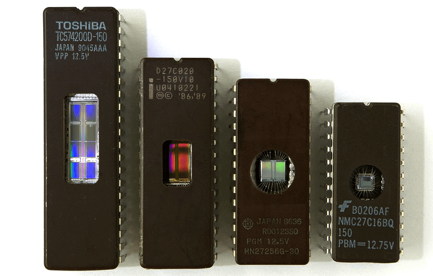 EEPROM Memory Chips