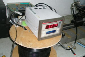 Calibration of Pyrometers using Black Body