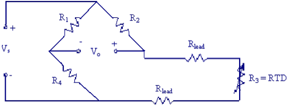 RTD Bridge Circuit Operation