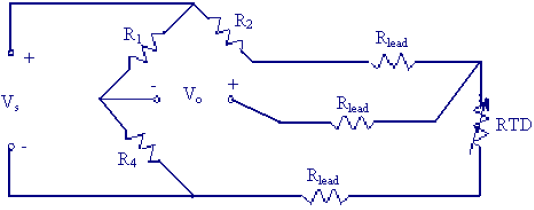 RTD Bridge Circuit