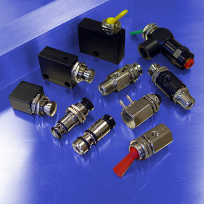 Selecting Directional Valves