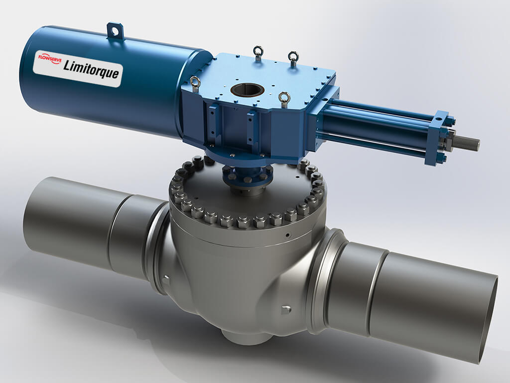 Types Of Valve Actuators Instrumentation Tools