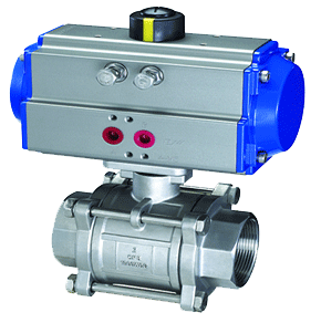 on off valve actuator