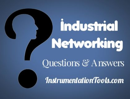 Industrial Networking Interview Questions