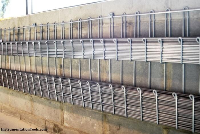 Instrumentation cable trays