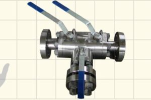 Double ball isolation with ball valve vent