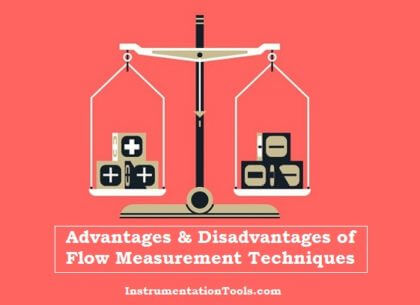 Advantages and Disadvantages of Flow Measurement Techniques