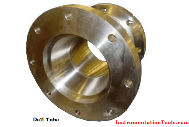 Dall Tube Construction