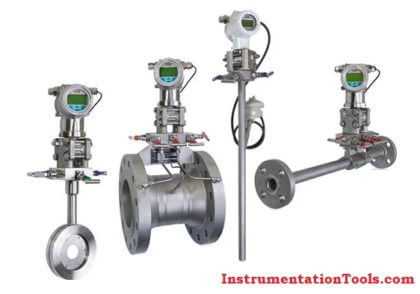 flow meter working principle pdf