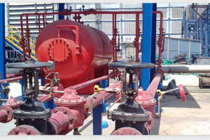 foam fire protection system
