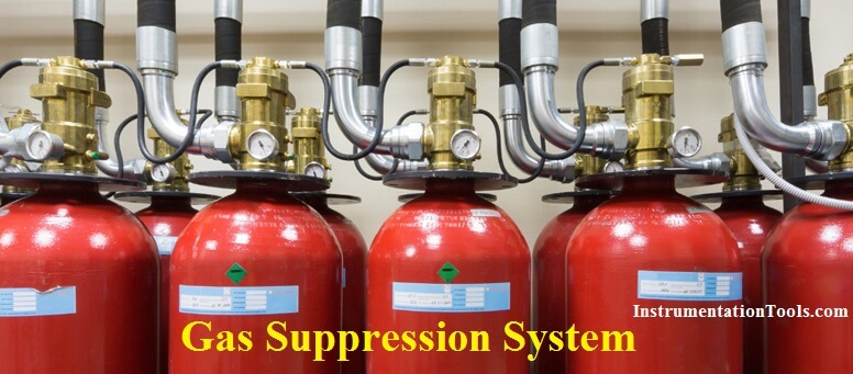Gas Suppression System