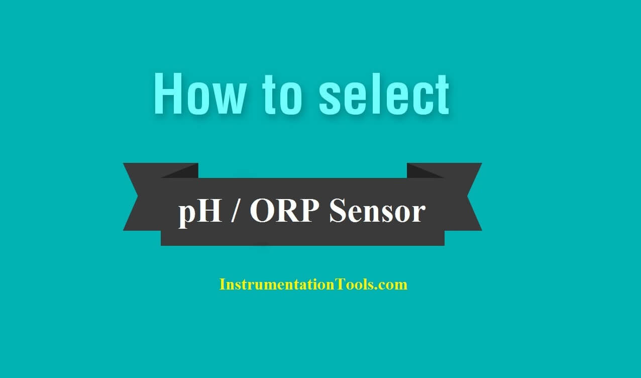 How to Select a pH and ORP Meter