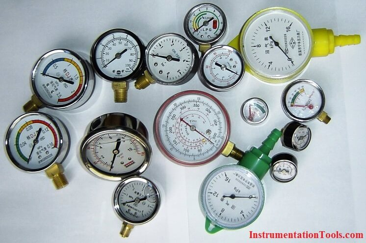 Vacuum Gauges Working Principle