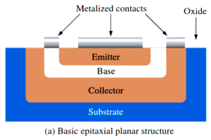 Bipolar Junction Transistor Construction