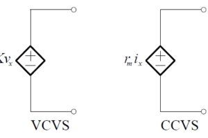 Dependent Voltage Source