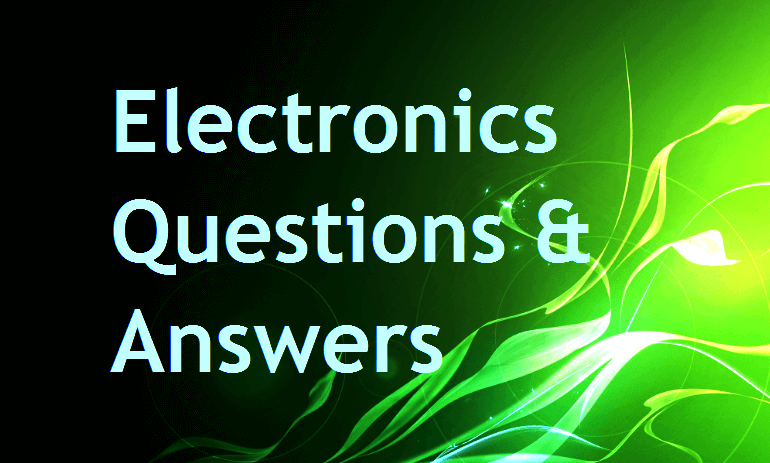 Logic Gates Questions and Answers Instrumentation Tools