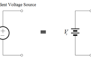 Independent-Voltage-Source-circuit-ideal-battery