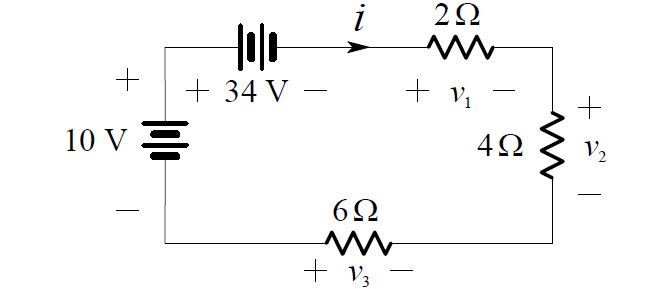 independent-voltage-sources-in-series-circuit-example-1