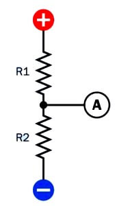 resistor-used-for-voltage-divider