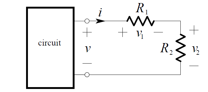 voltage divider rule instrumentation tools