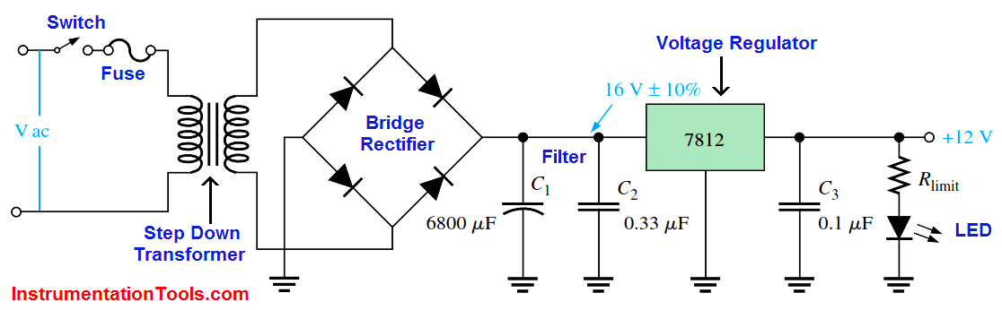 Voltage Regulator Circuit