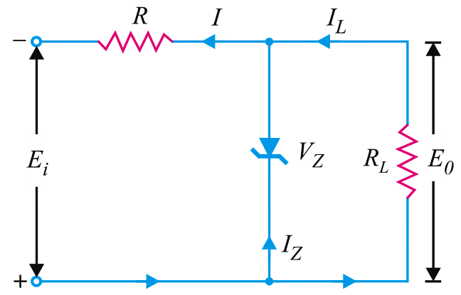 zener-diode-as-voltage-regulator
