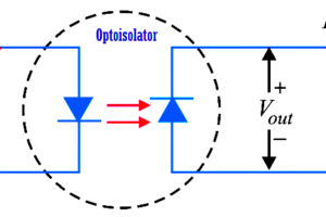 Optoisolator Working Principle