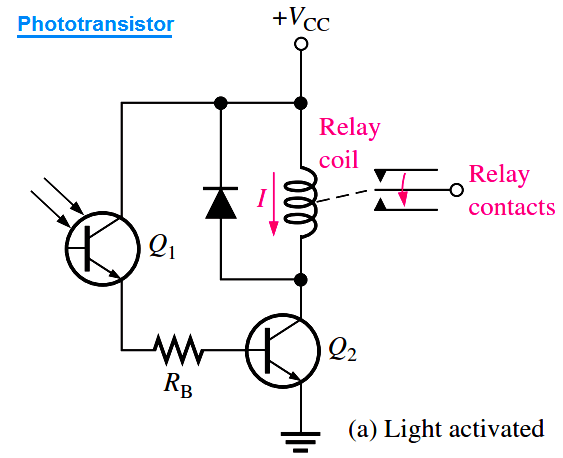 phototransistor-circuit