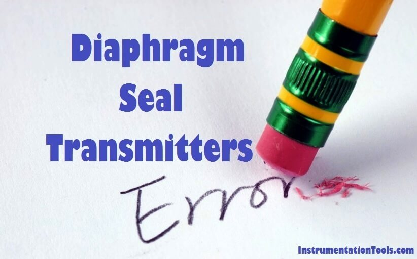 Diaphragm Seal Transmitters Errors