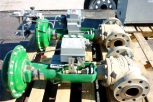 Installation and Maintenance of Control Valves