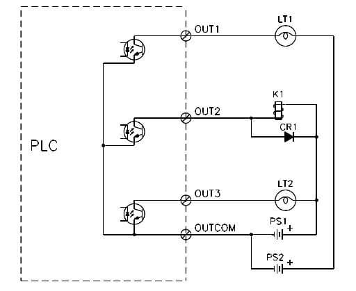 Wiring Transistor Output - Wiring Diagram Show on