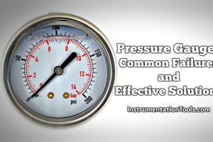 Pressure Gauges Common Problems