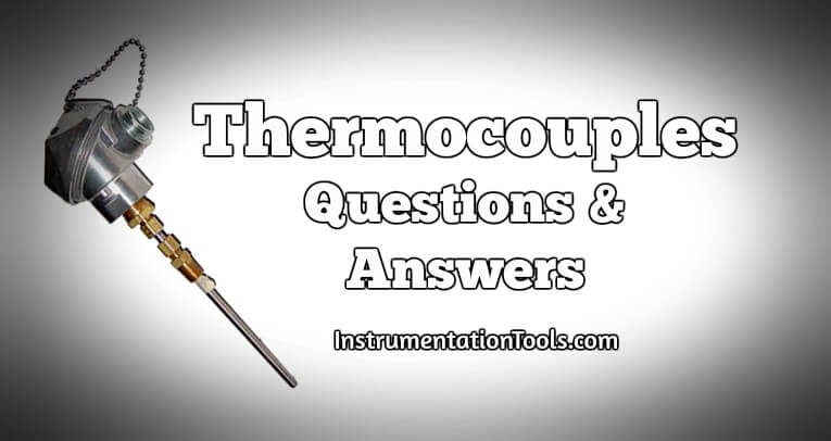 Thermocouples Questions and Answers