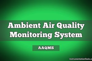 Ambient Air Quality Monitoring System Principle