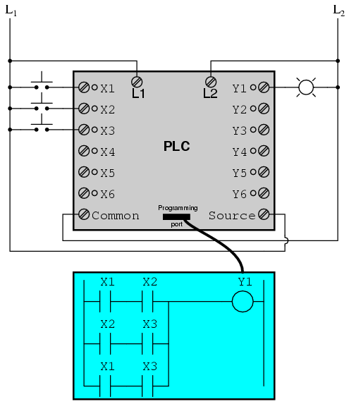 PLC Ladder Logic_1