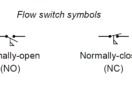 Flow Switch Symbol