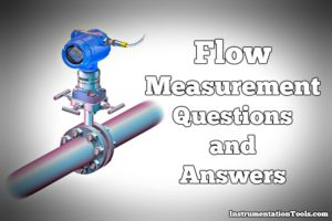 Flow Measurement Questions and Answers