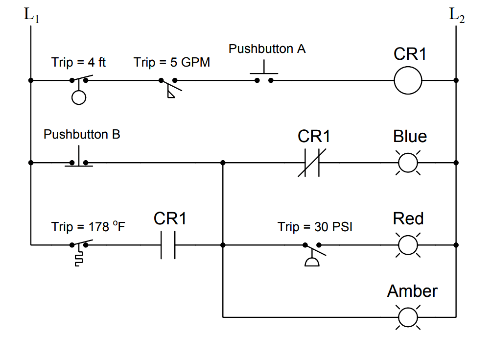 process conditions, Find out the Circuit Components Status