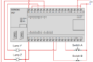 Siemens S7-200 PLC Ladder Logic