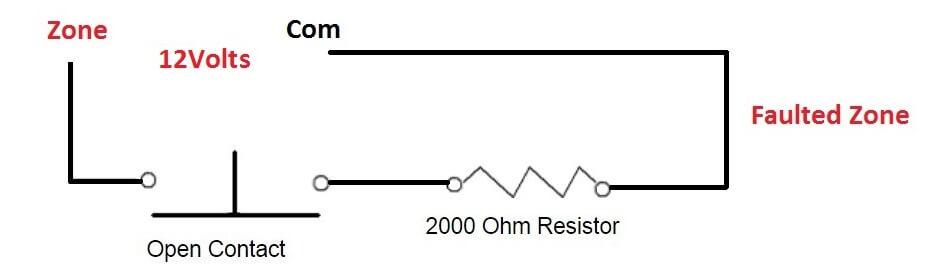 End of Line Resistor