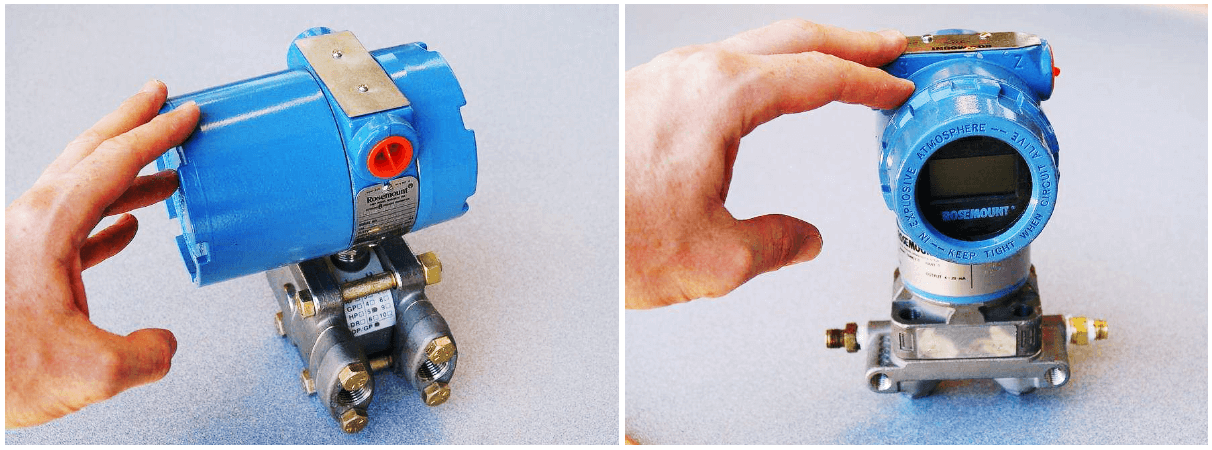 electronic differential pressure transmitter